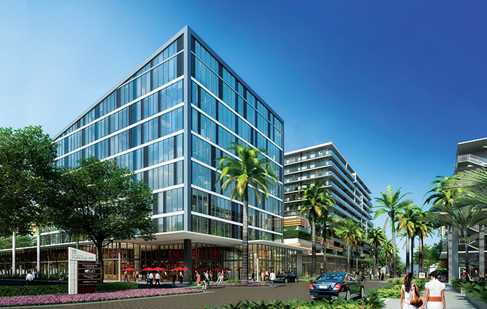 Aventura ParkSquare - Office Building