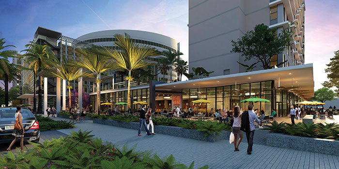 Aventura ParkSquare - Restaurant, Shopping