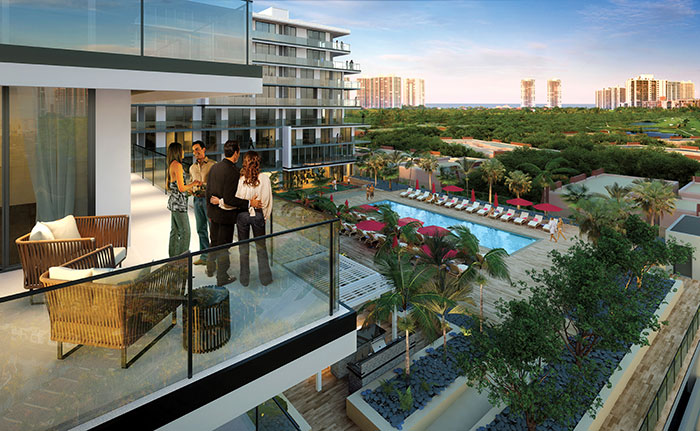 Aventura ParkSquare - View