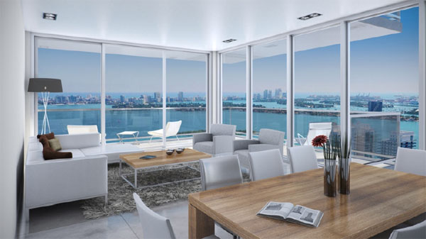 Bay House new Miami Residences