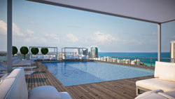Beachwalk by Pininfarina, Luxury Resort Condominiums & Exclusive Beachclub
