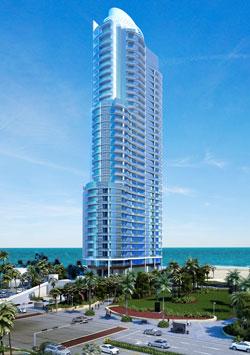 Chateau Beach Residences in Sunny Isles Beach, Florida
