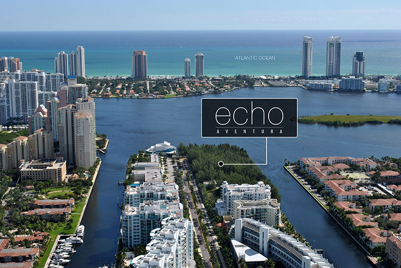 ECHO Aventura, New Luxury Waterfront Residences - Location