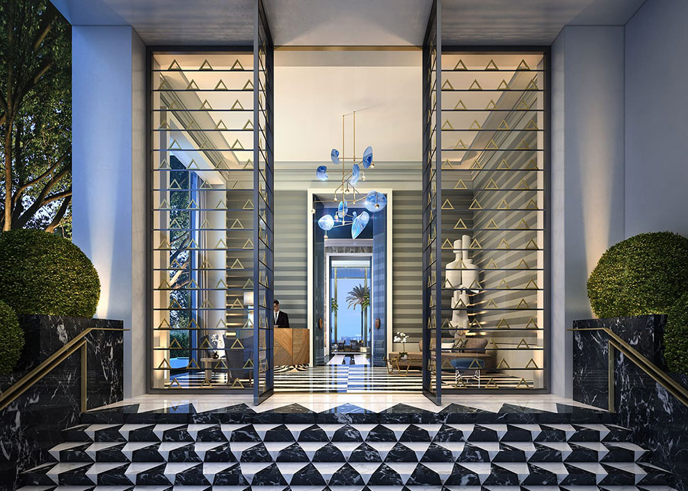 Elysee, New Luxury Boutique Tower in Edgewater