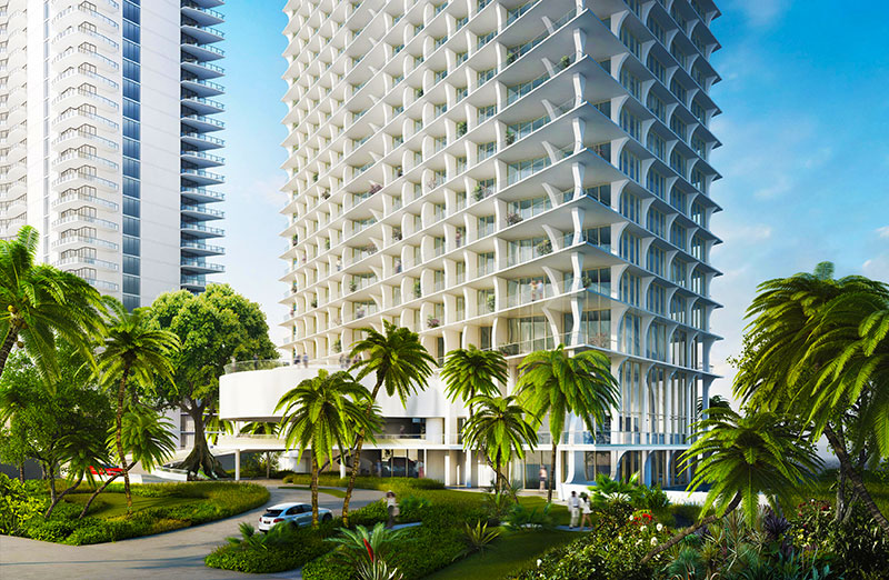 New Jade Signature Residences in Sunny Isles Beach