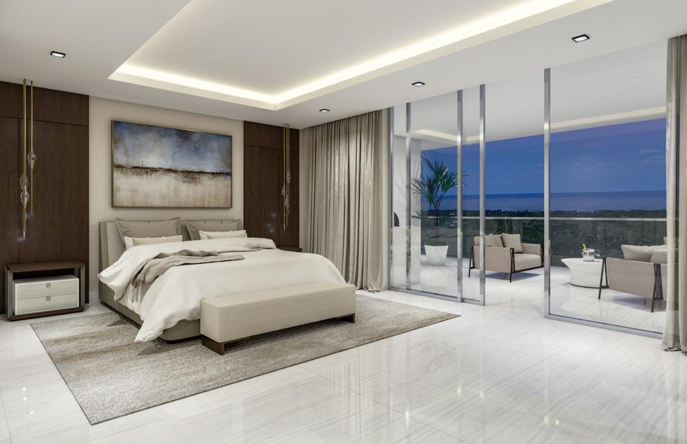 Mandarin Oriental Boca Raton Bedroom