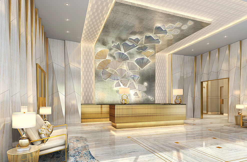 Mandarin Oriental Boca Raton Lobby