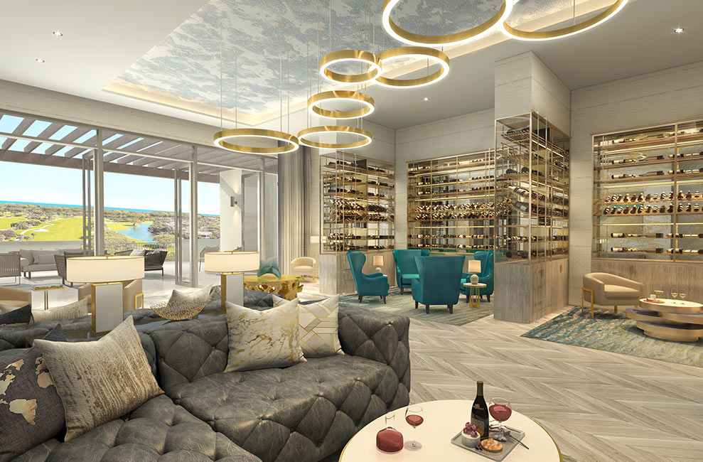 Mandarin Oriental Boca Raton Wine Lounge