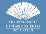 Mandarin Oriental Boca Raton Logo