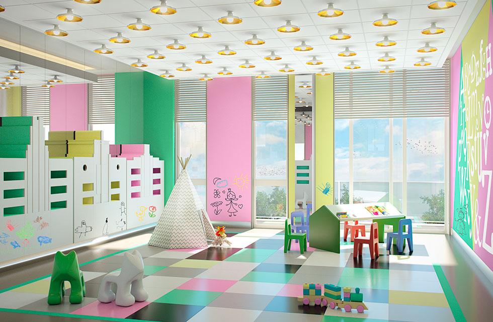 Metropica Play Room