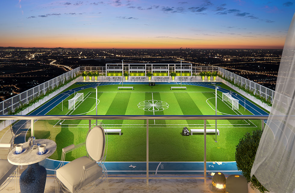 Metropica Soccer