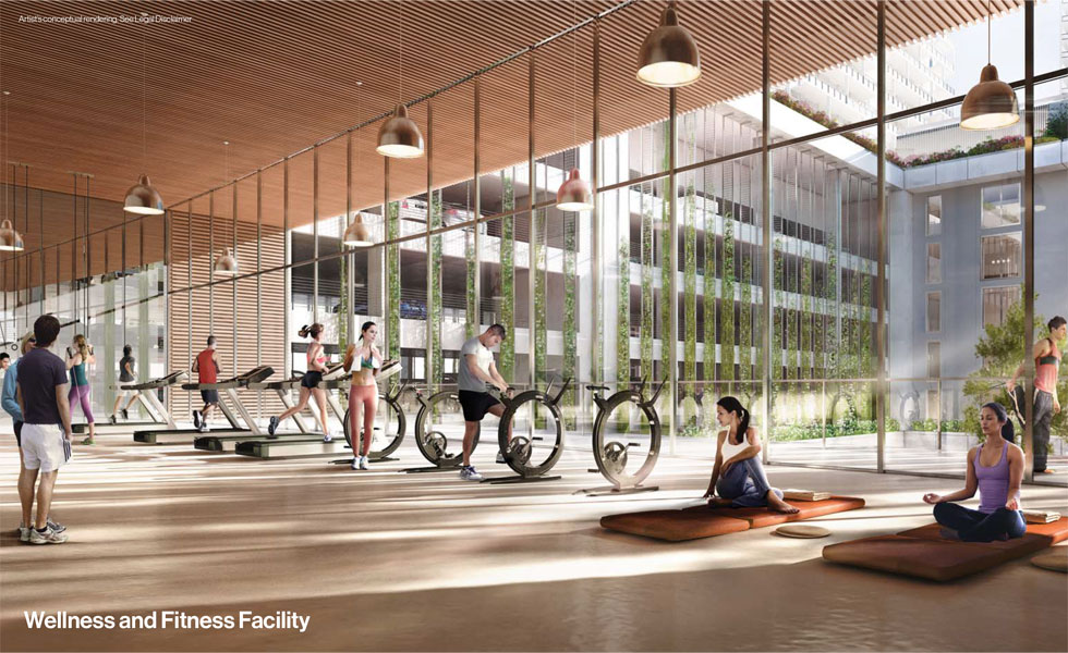 Wellness and Fitness Facility