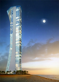 MUSE Residences, Sunny Isles, New 68 Oceanfront Residences