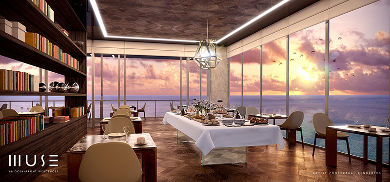 MUSE Sunny Isles Residences - Breakfast Gallery