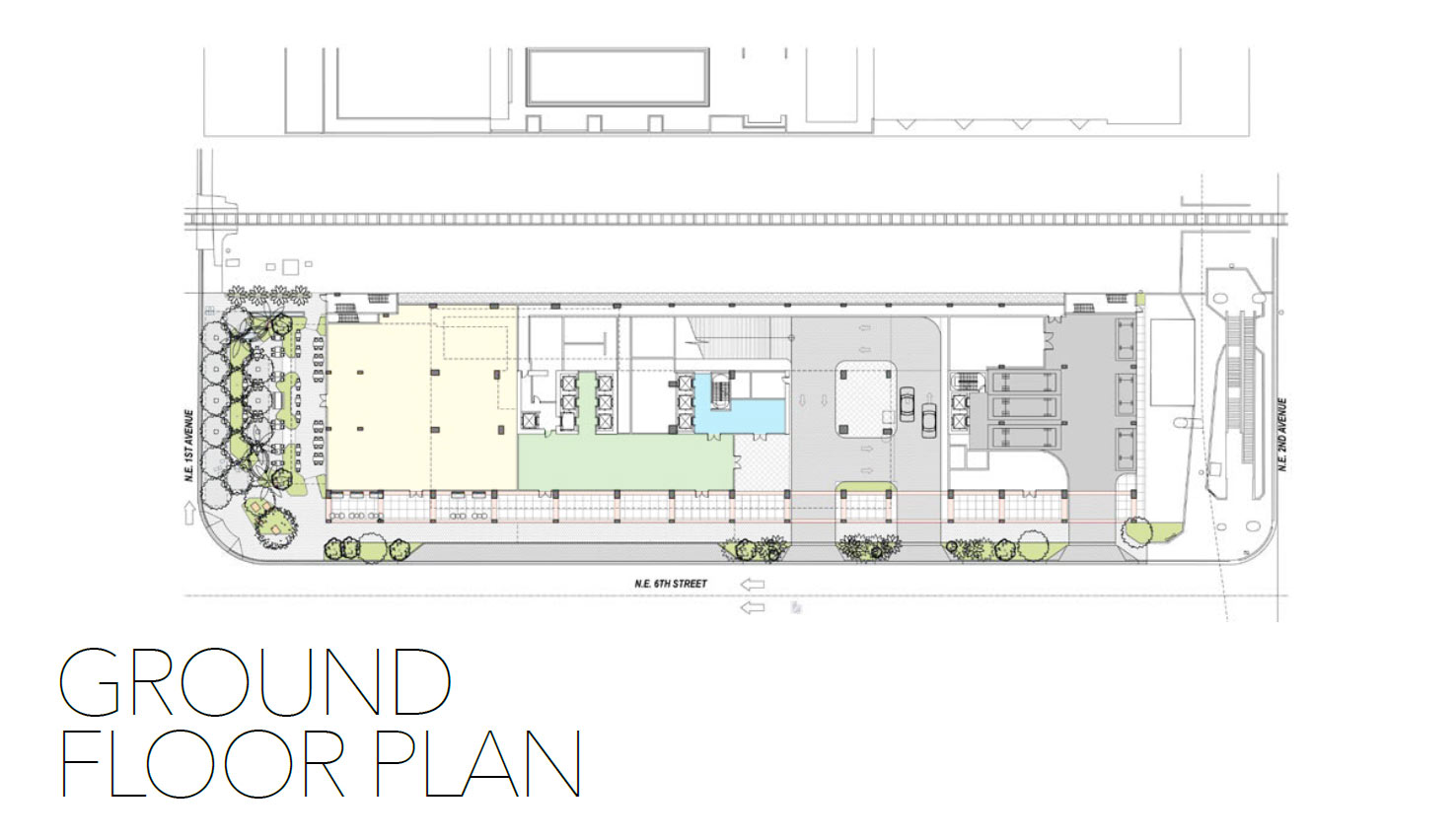 Natiivo Ground Floorplan