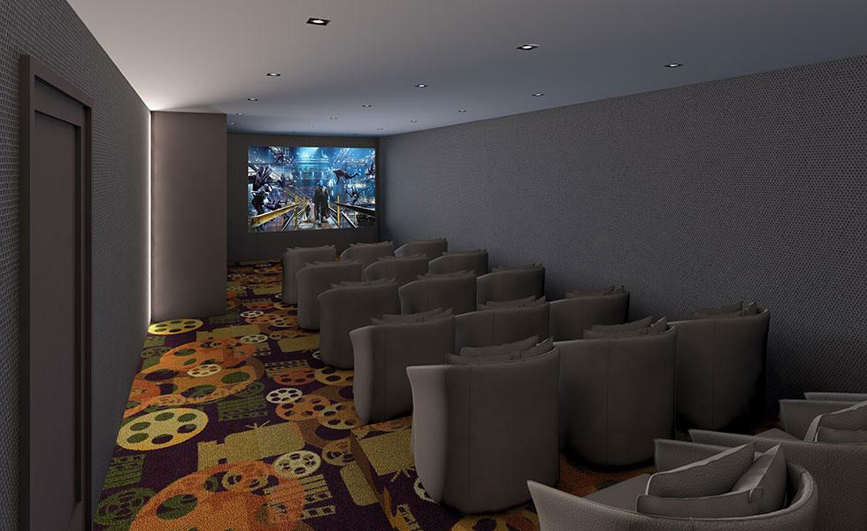 Oasis Hallandale Movie Theater
