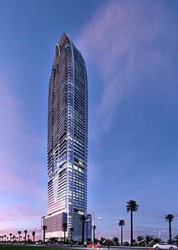 Okan Tower Building