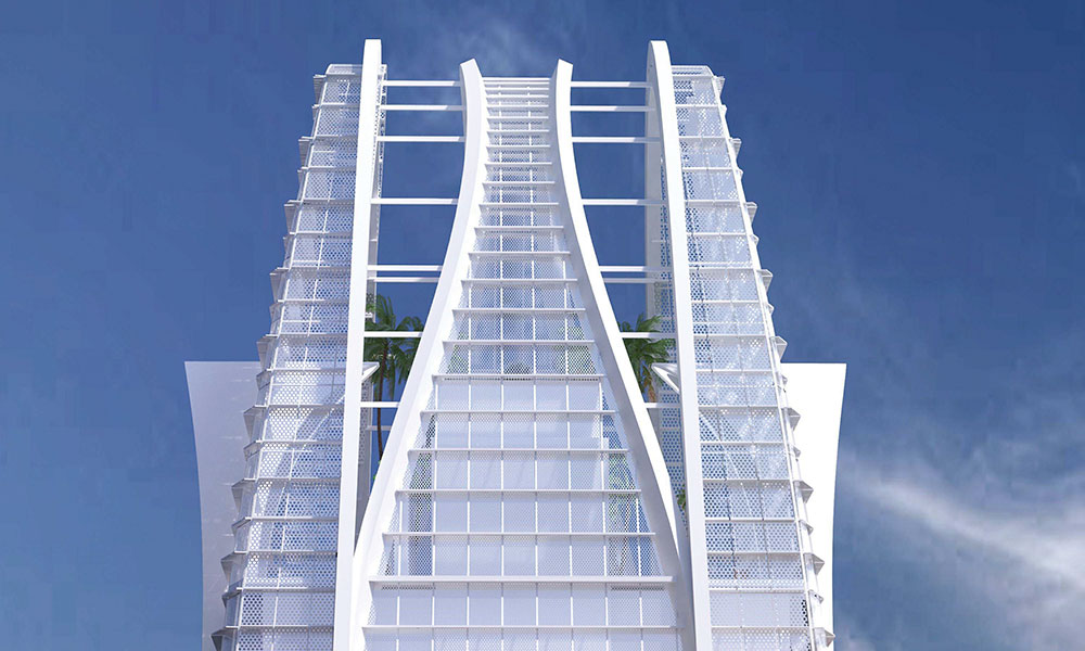 Okan Tower Building