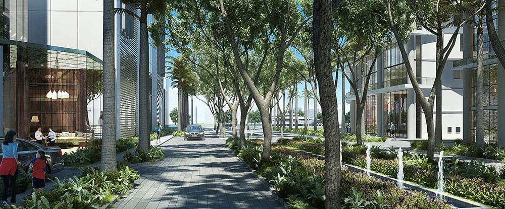One River Point Riverfront Park