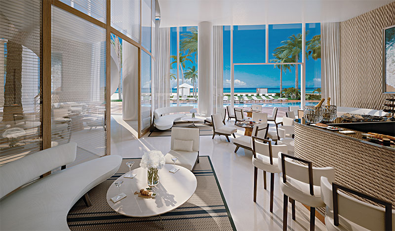 The Ritz Carlton Sunny Isles Beach, Beach and Pool Restaurant