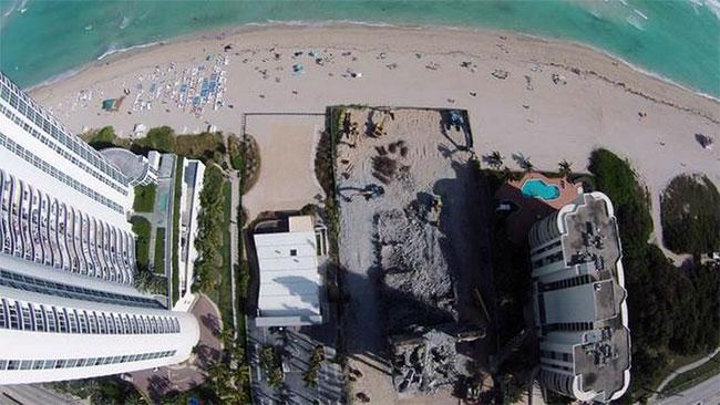 The New Ritz Carlton Residences in Sunny Isles Beach