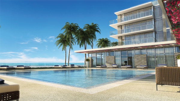 Sage Beach, new preconstruction project in Hollywood Beach, Florida