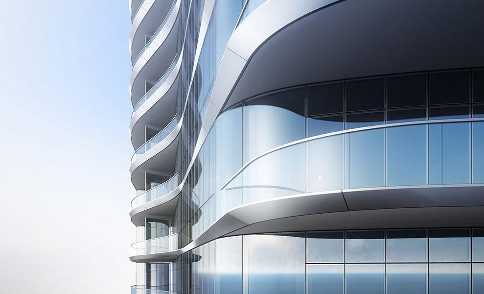 Una Residences Building
