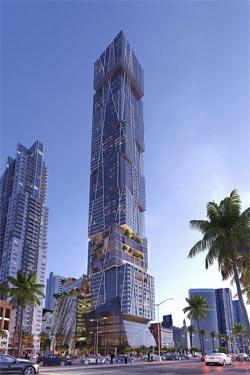 Waldorf Astoria Hotel and Residences, Miami