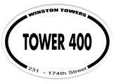 Winston Tower 400 logo