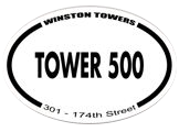 Winston Tower 500 logo