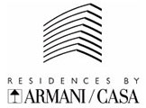 Armani Tower logo