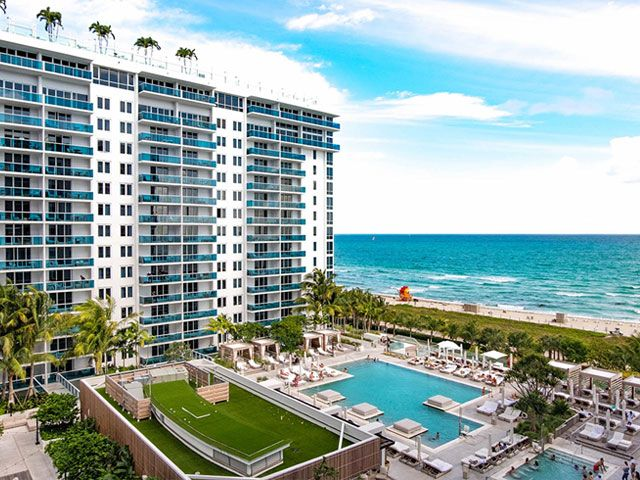 1 Hotel And Homes South Beach Condo For Rent