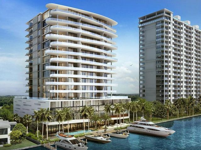 Aquablu Luxury Boutique Waterfront Residences For