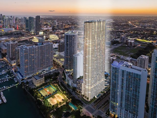 Aria on the Bay apartments for sale and rent