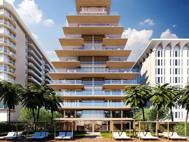 Arte Surfside apartments for sale and rent