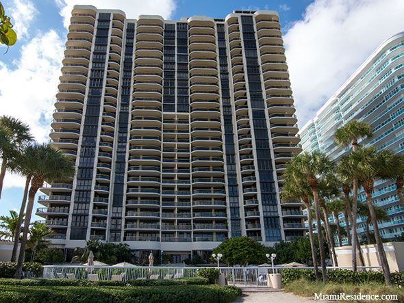 Bal Harbour Tower apartments for sale and rent