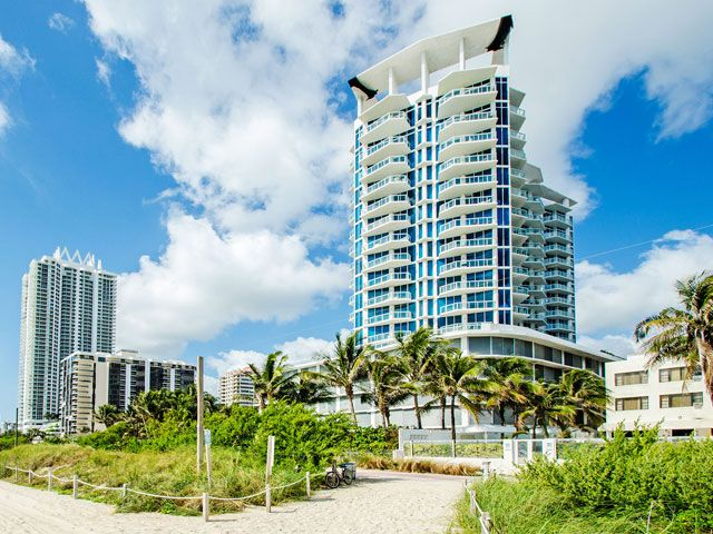 Bel Aire On The Ocean Condo Residences For In Rent Miami Beach