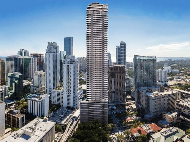 Brickell Flatiron apartments for sale and rent