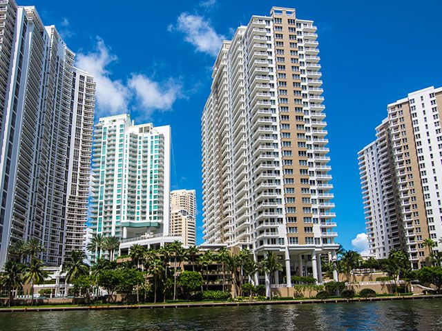 Courts Brickell Key apartments for sale and rent