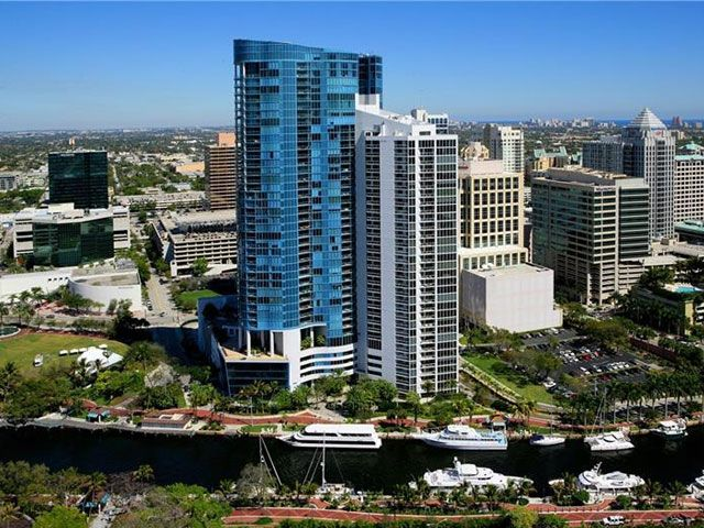 Las Olas River House apartments for sale and rent