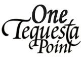 One Tequesta Point logo