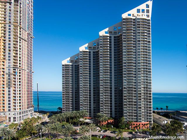 Pinnacle Apartments For And Rent 17555 Collins Avenue Sunny Isles Beach