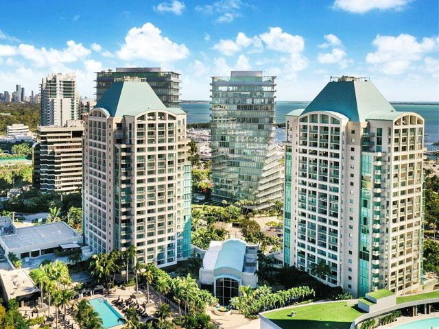 Ritz Carlton Coconut Grove apartments for sale and rent