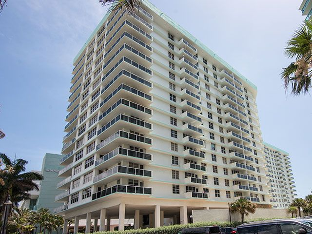 Sea Air Towers apartments for sale and rent