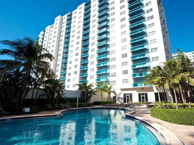 Sian Ocean Residences In Hollywood Beach Florida For Sale