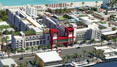 Costa Hollywood, New Condo Resort in Hollywood Beach, FL