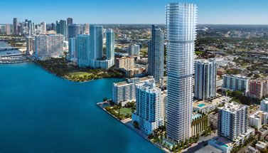 Elysee Miami, New Luxury Boutique Tower in Edgewater, Elysee