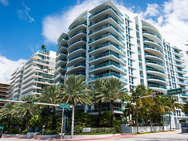 Azure Oceanfront Condos In Surfside Florida