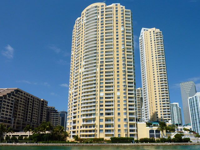 Two Tequesta Point apartments for sale and rent
