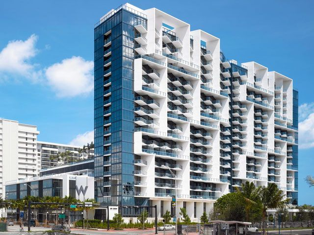 W South Beach apartments for sale and rent